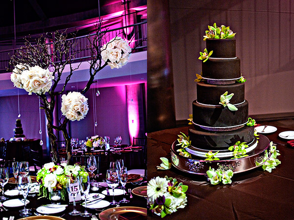 cake skirball center pieces
