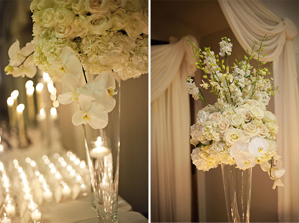wedding floral arrangements